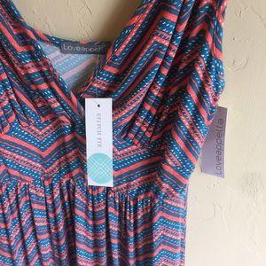 NWT {Stitch Fix} Loveappella Long Maxi Dress
